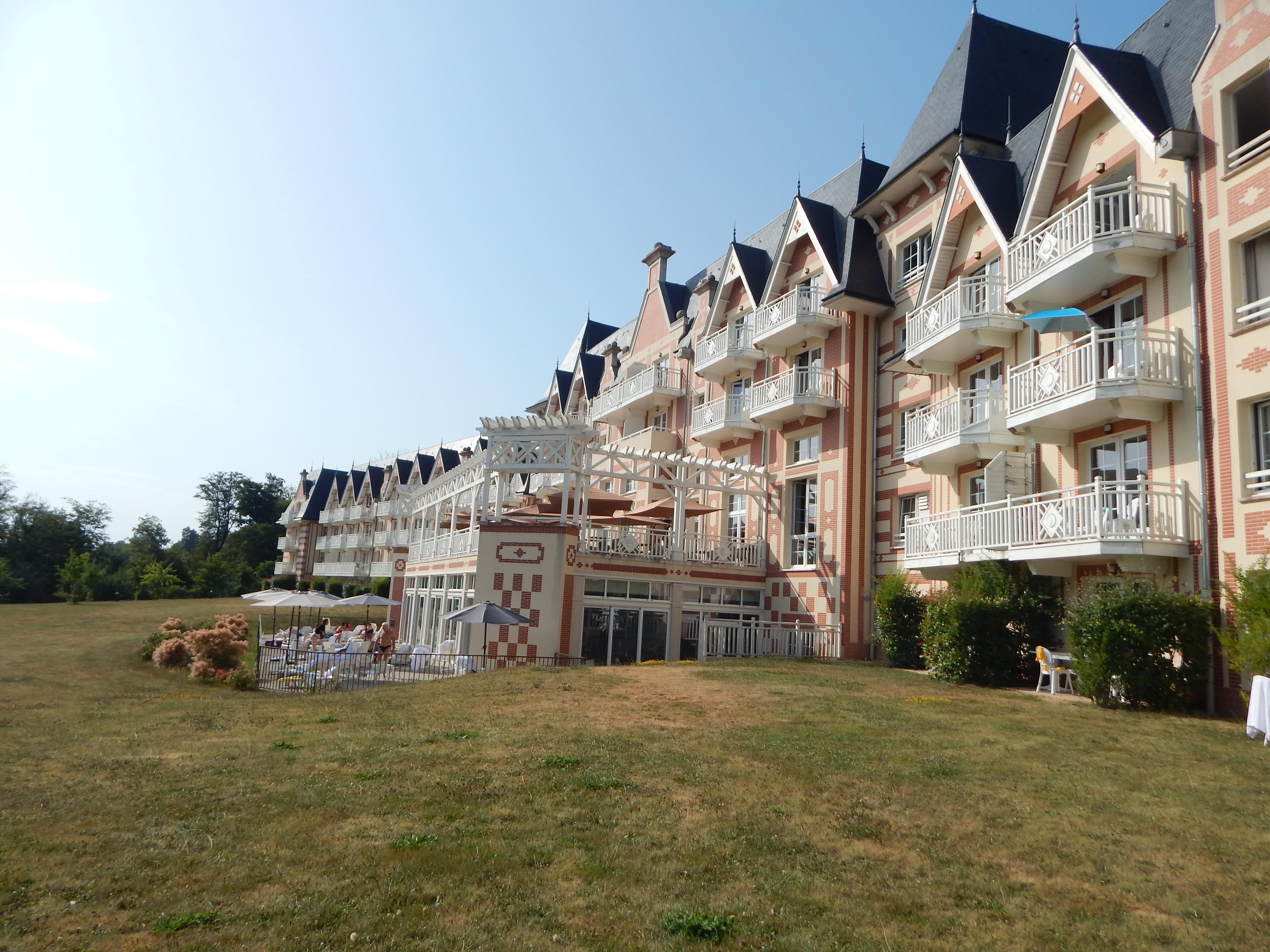 L'hôtel B'O Resort **** à Bagnoles-de-l'Orne
