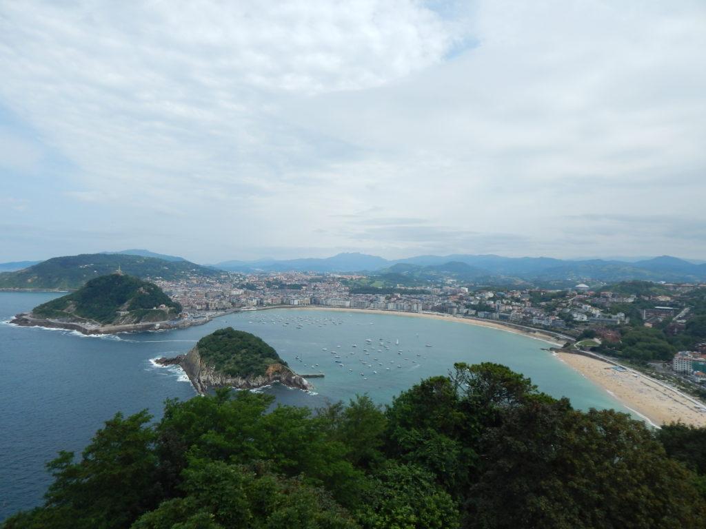 // San Sebastian – Donastia en 3 jours.