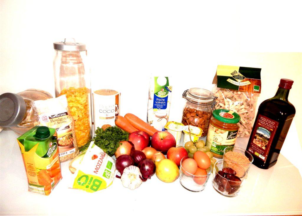 Manger sain au quotidien