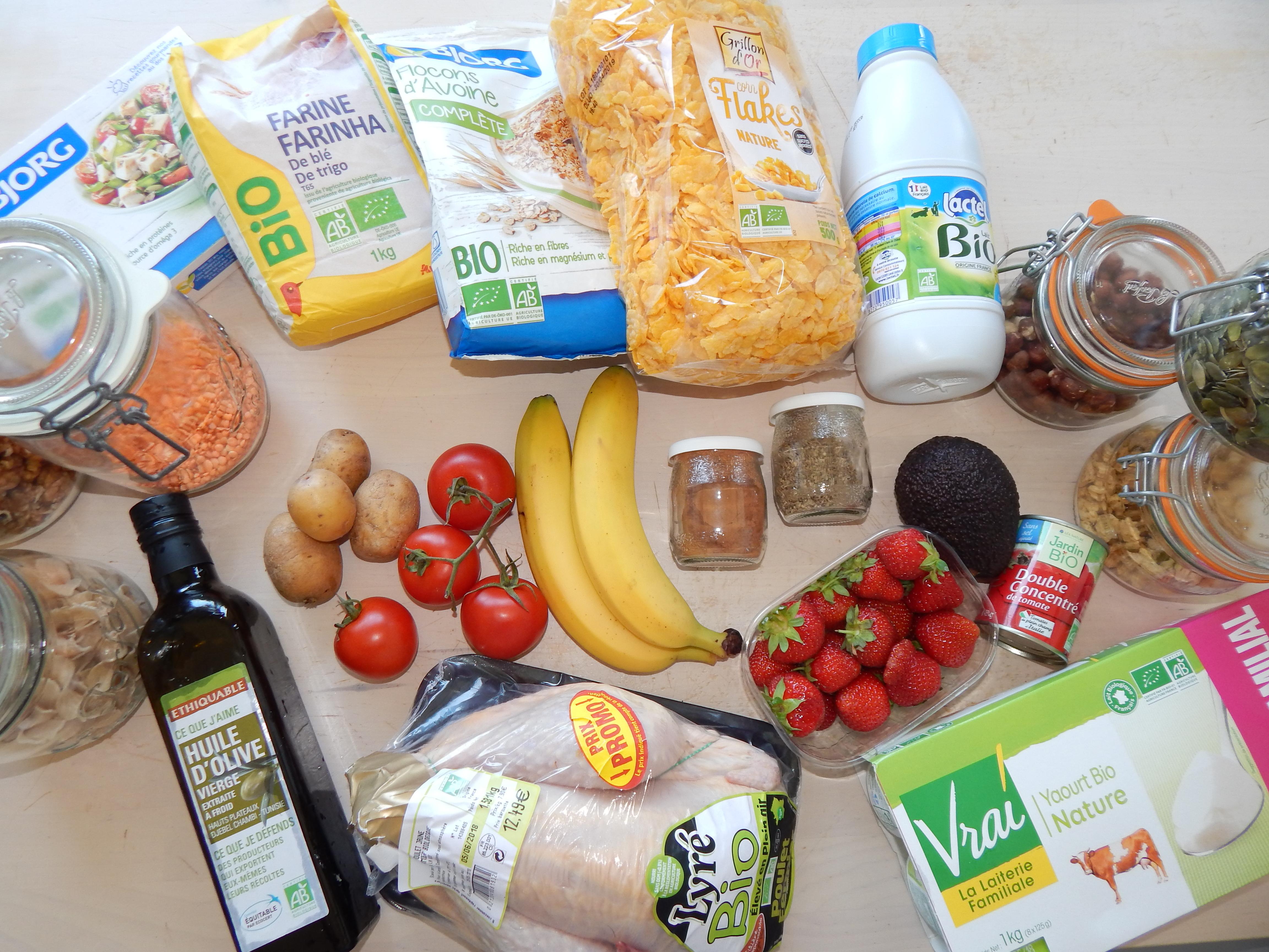 Manger bio pas cher à Haguenau