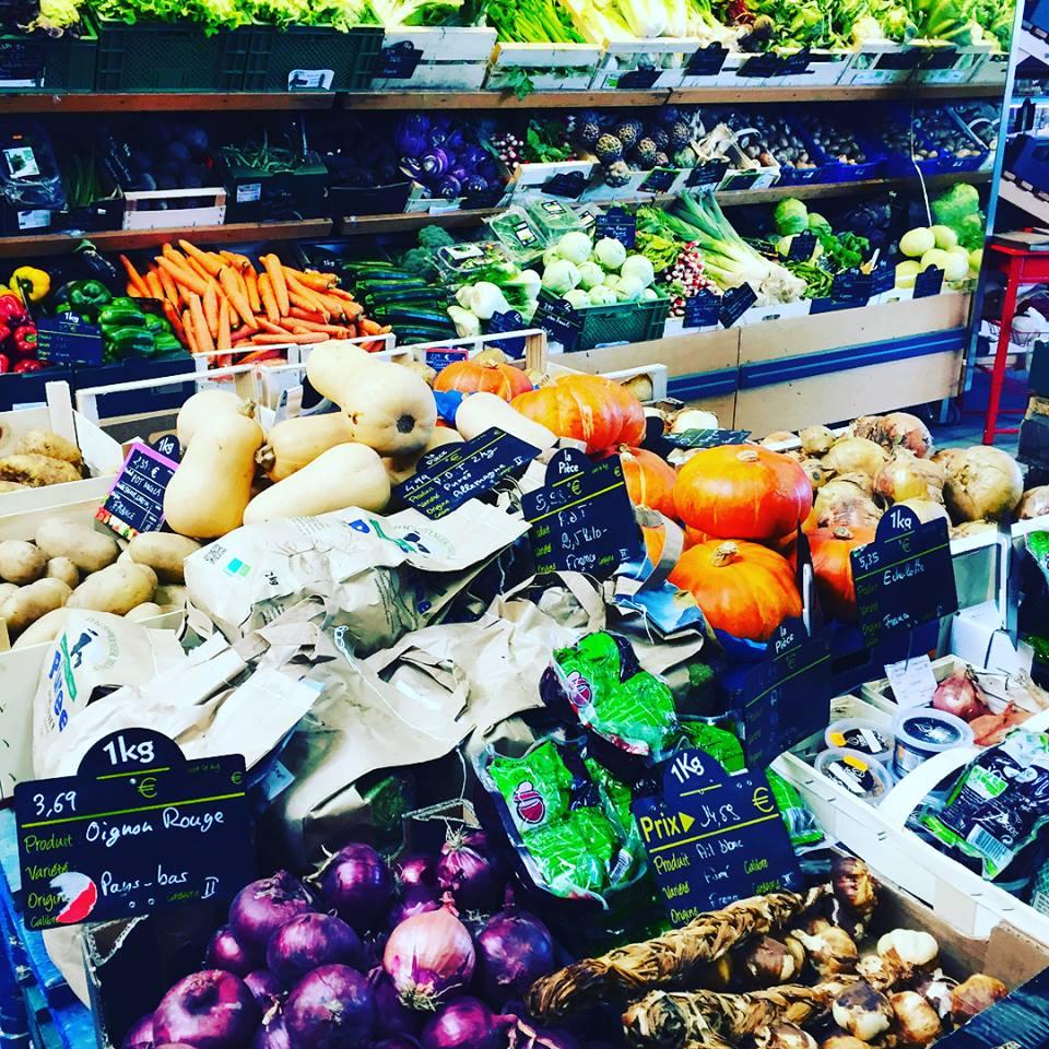 Shopping bio à la Cigale et la Fourmi – Haguenau
