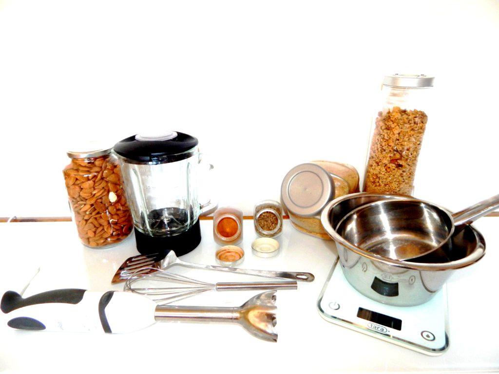 Mes ustensiles de cuisine plus sains et minimalistes !