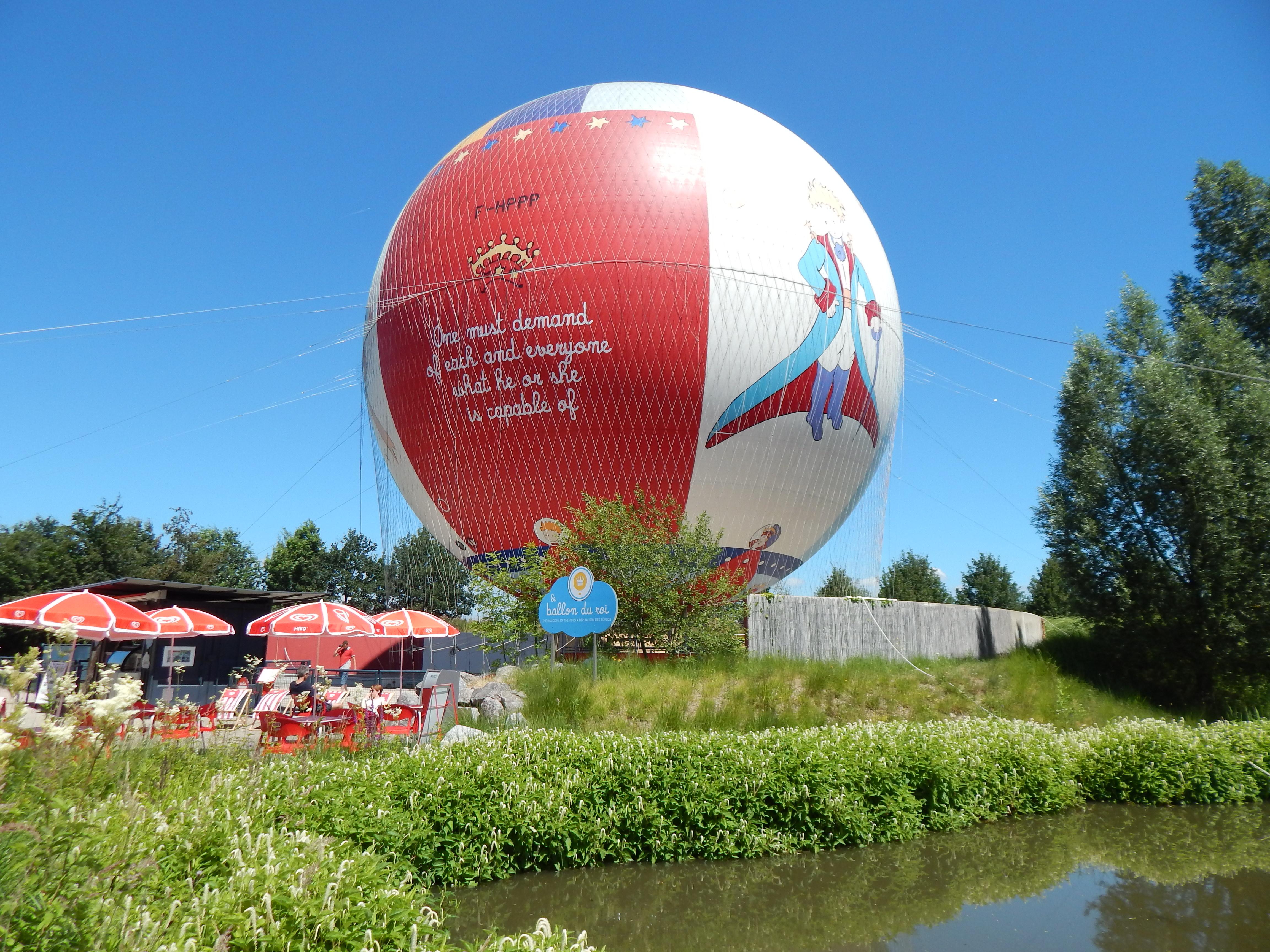 Une journée au Parc du Petit Prince !