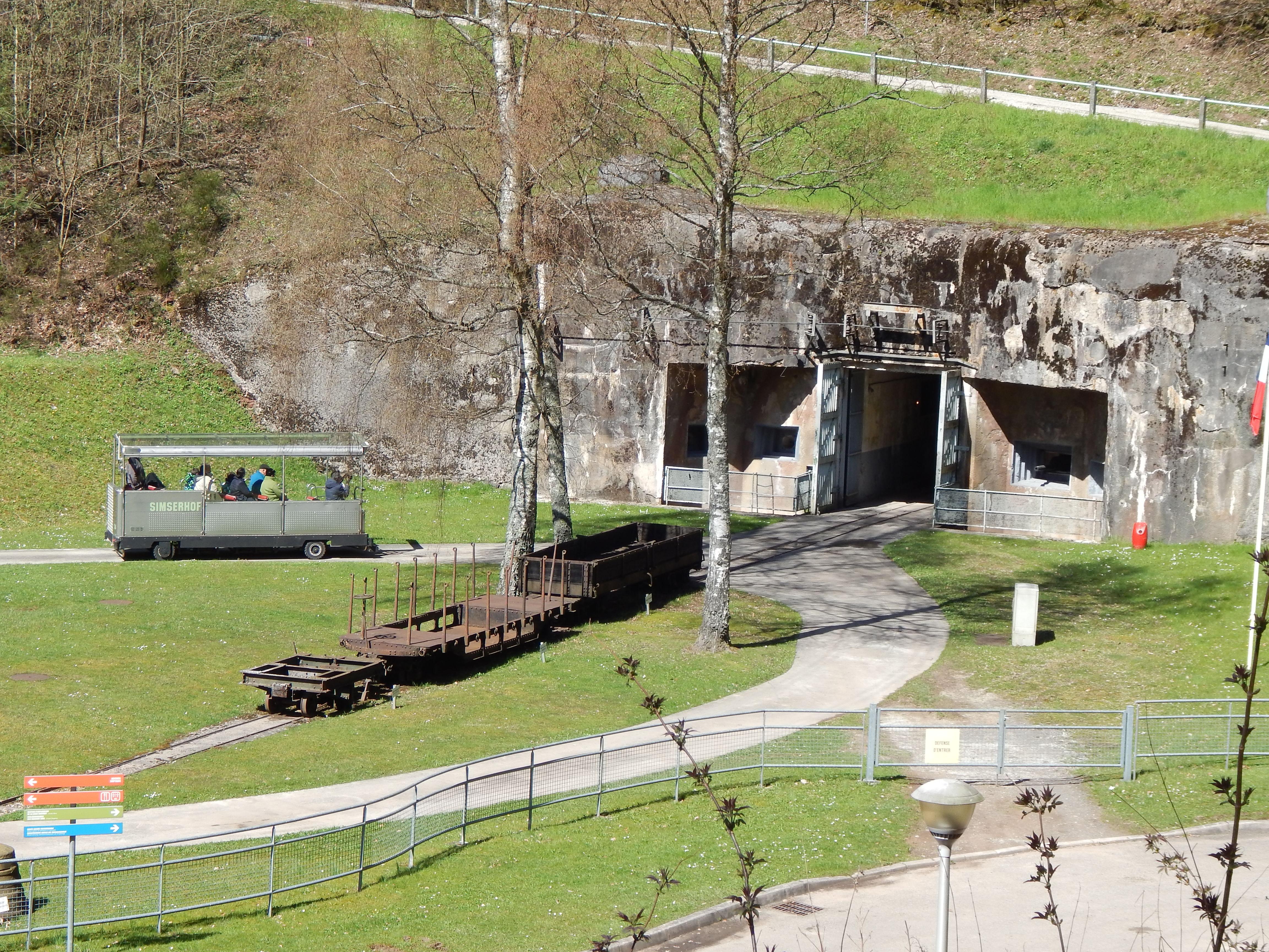 Le Simserhof : un lieu chargé d'histoire à découvrir