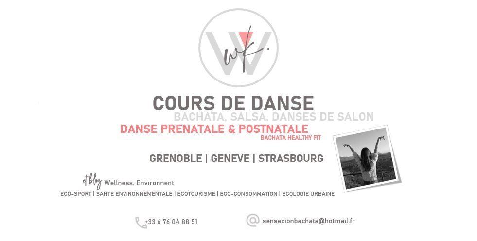 Cours de danse prénatale et postnatale, cours dédiés aux femmes et aux couples